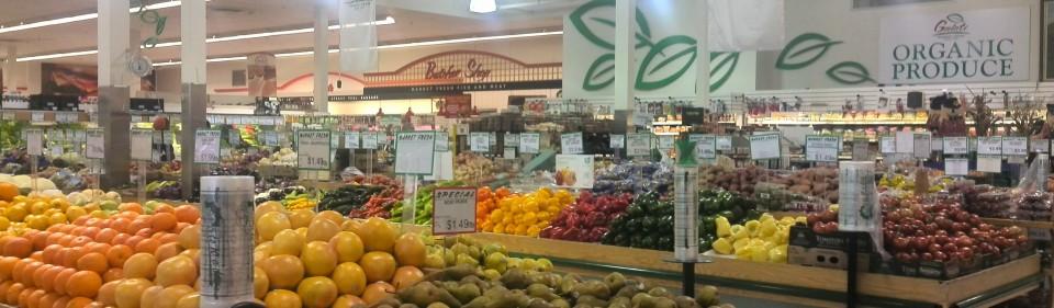 The freshest of produce
